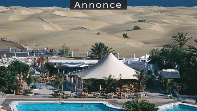 Billige pakkerejser til Gran Canaria