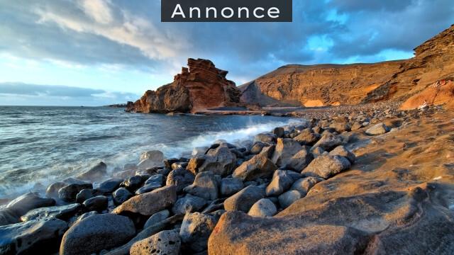 Lanzarote – Den hyggelige ø