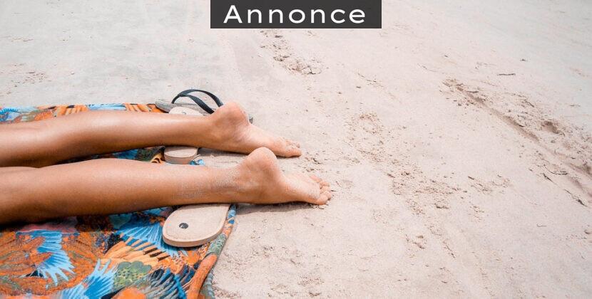 Sådan får du en smuk sommerkulør på din ferie
