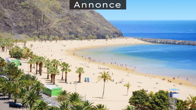 Tenerife – Øen over dem alle
