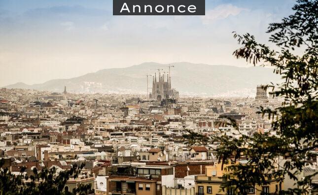 Barcelona – den perfekte storby til storbyferien