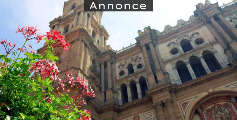 Ferien går til Malaga